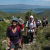 hiking in Dalmatia, Adriatic, Croatia
