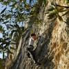 Felsklettern in der nahe von Trogir