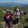 hiking in Dalmatia, Adriatic, Croatia